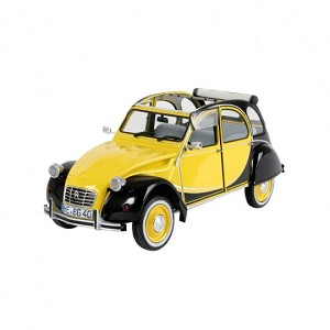 Revell of Germany Citreon 2cv Charleston 1:24 Scale