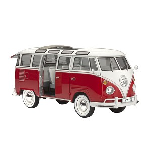"Revell of Germany Volkswagon T1 ""Samba Bus"" 1:24 Scale"