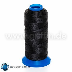 "JEWELRY NYLON 8BK RIGGING LINE - BLACK 1.0MM X 120M (.04"" X 400')"