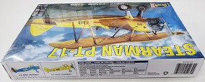 Revell of Germany Stearman PT-17 1:48 Scale