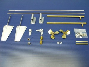 Dumas #2341 RUNNING HARDWARE KIT FOR 1211, 1213, 1218