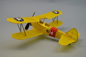 "DUMAS PT-17 Stearman 18"" Airplane Kit"