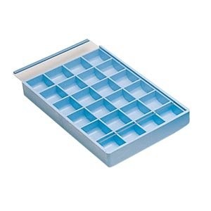 EuroTool 24 Compartment Plastic Tray