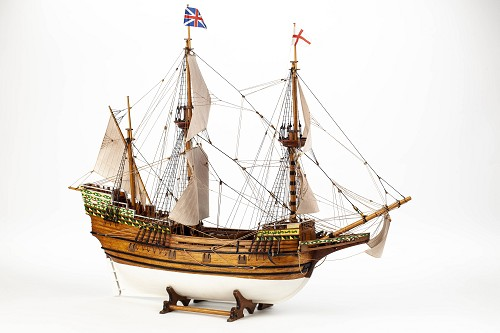 Billing Boats Mayflower 1:60 Scale Wooden Hull