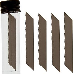 ZONA #13 Micro Saw Hobby Blades 5 Pack