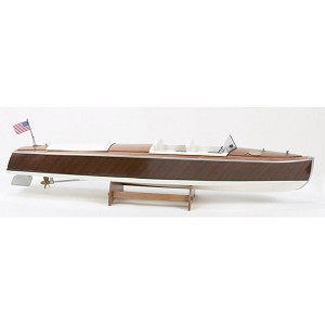 Billing Boats Phantom American sports boat. 1:15 scale Wooden hull