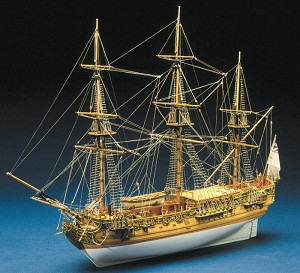 Mantua-Panart ROYAL CAROLINE 1:47 Scale