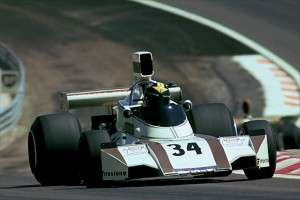 Tameo SLK091 Brabham BT-42/3 Ford Cosworth - 1974 - White Metal Car Kit - Scale 1:43, Made in Italy