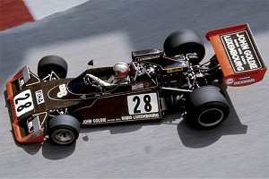 Tameo SLK095 Brabham BT-42 Ford Cosworth - 1974 Monaco G.P. - White Metal Car Kit - Scale 1:43, Made in Italy