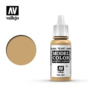 Vallejo 70847 Dark Sand