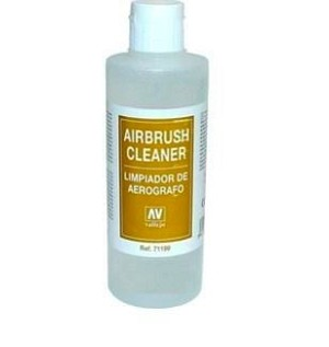 Vallejo 71199 Airbrush Cleaner 200ml