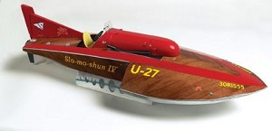Billing Boats 1:12 Scale Slo-Mo-Shun IV- wooden hull