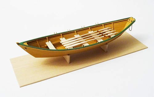 Model Shipways Lowell Grand Banks Dory with Tools 1:24 Scale