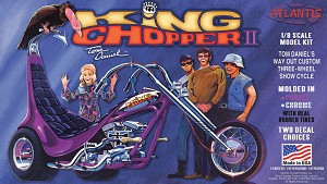 Tom Daniel King Chopper II 1/8 Scale