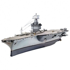 Revell of Germany USS Enterprise Aircraft Carrier