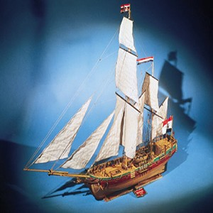 COREL DOLPHYN SHIP MODEL KIT 1:50 SCALE