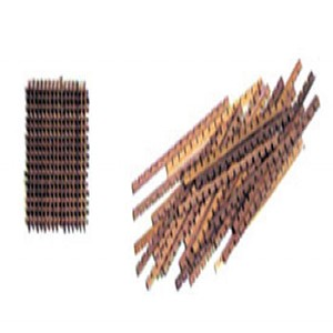 "Model Shipways Cherry Wood Grating Strips 12 x 1/16 x 3/64"" Laser Cut 8 pack"