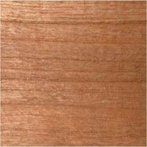 "Model Shipways Cherry Wood Sheet , 1/32 x 3 x 24"" 1 pack"
