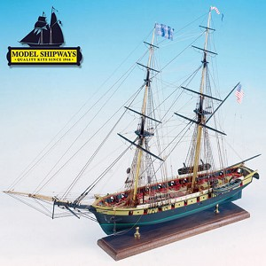 Model Shipways NIAGARA BATTLE LAKE ERIE 1:64 SCALE