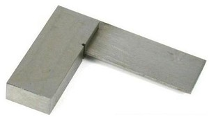 "3"" Machinist's Steel Square"