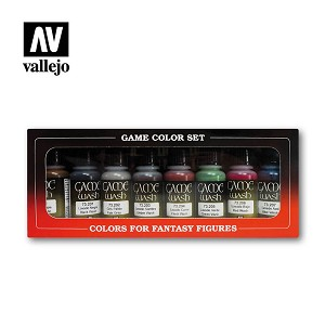 Game Color Washes 8 Bottles