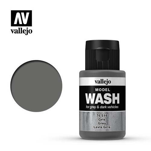 Vallejo Model Wash Grey 1.18 oz