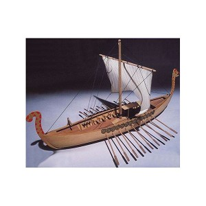 Mantua Model 780 Viking Ship - 1:40 Scale